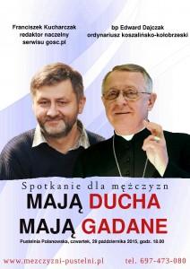 Bp Dajczak i Franciszek Kucharczak