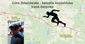 Gora Polanowska - katedra biegowa