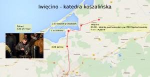 Iwiecino - katedra